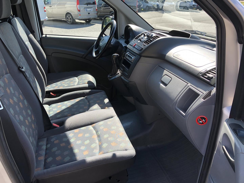Mercedes-Benz Vito, 120CDI 204HV A2 AUTOMAATTI ILMASTOINTI VAKKARI VETOKOUKKU PARIOVET SIS 24%ALV
