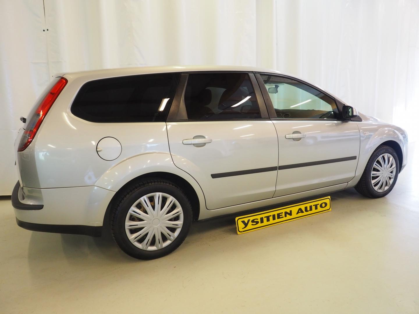 Ford Focus, 1.6 Trend Wagon