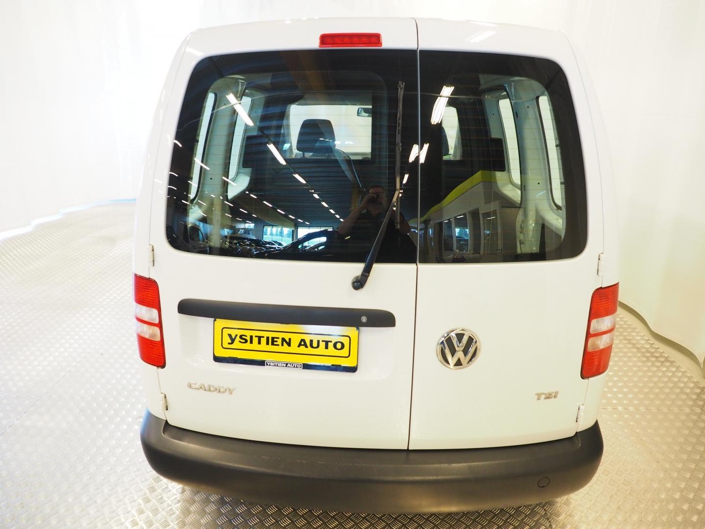 Volkswagen Caddy, van 1,2 TSI 77 kW