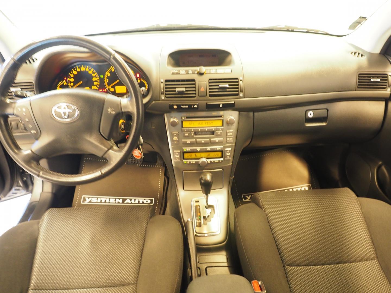 Toyota Avensis, 2,0 VVT-i Linea Sol aut. Wagon.
