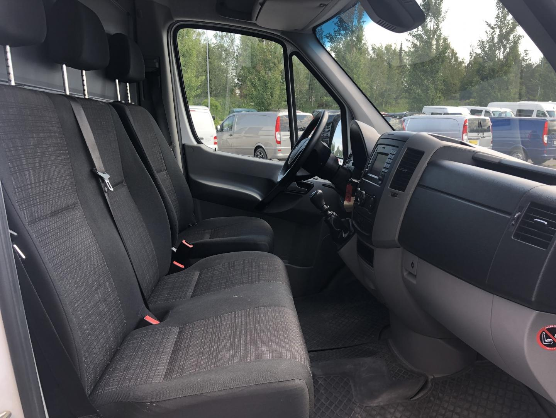 Mercedes-Benz Sprinter, 316 CDI PITKÄ KEVYT K-A HYVIN VARUSTELTU ALV-VÄHENNYSKELPOINEN