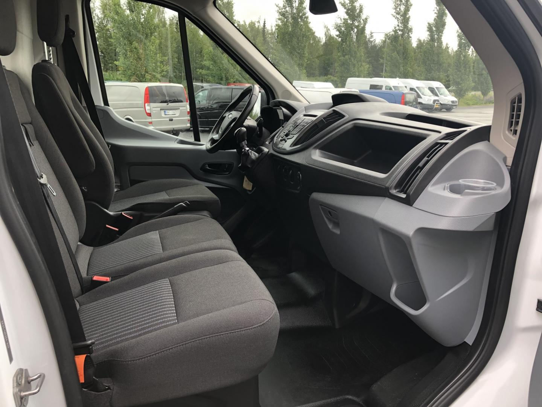 Ford Transit, Trend 2.2TDCI 155HV L3H2 KEVYT K-A PITKÄ MALLI WEBASTO VAKKARI SIS 24% ALV