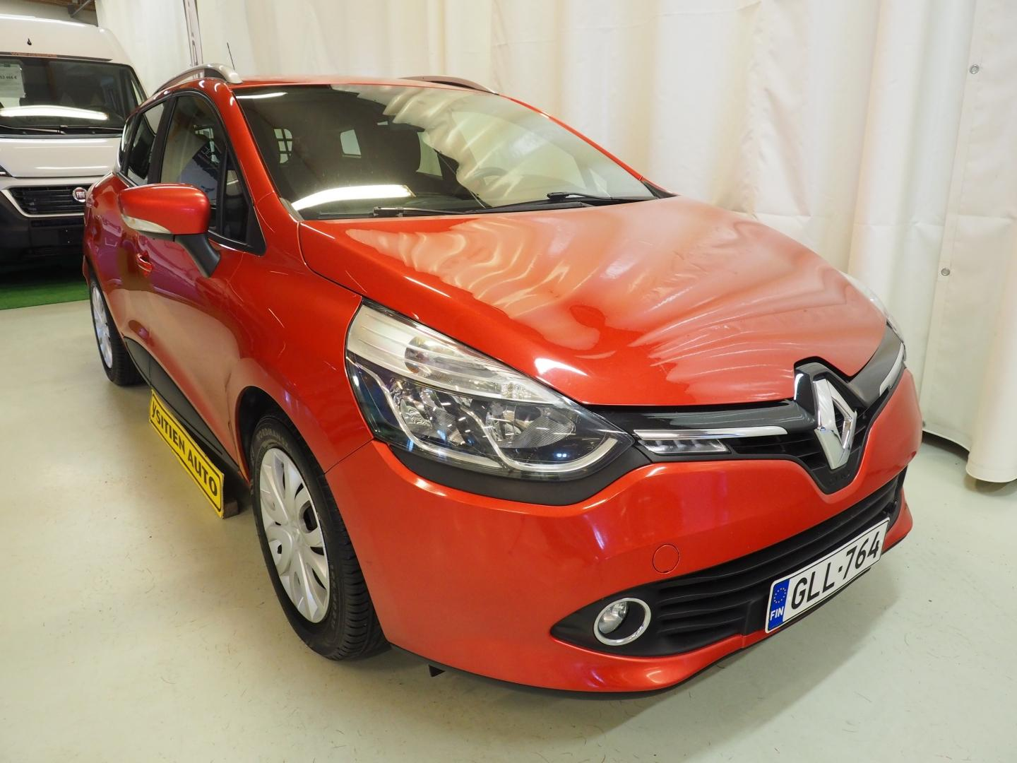 Renault Clio, Sport Tourer Energy TCe 90 NavStyle