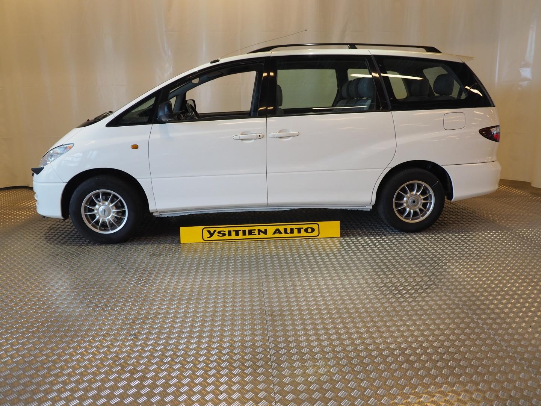 Toyota Previa, 2.4 VVT-i. 7 h:lön tila-auto