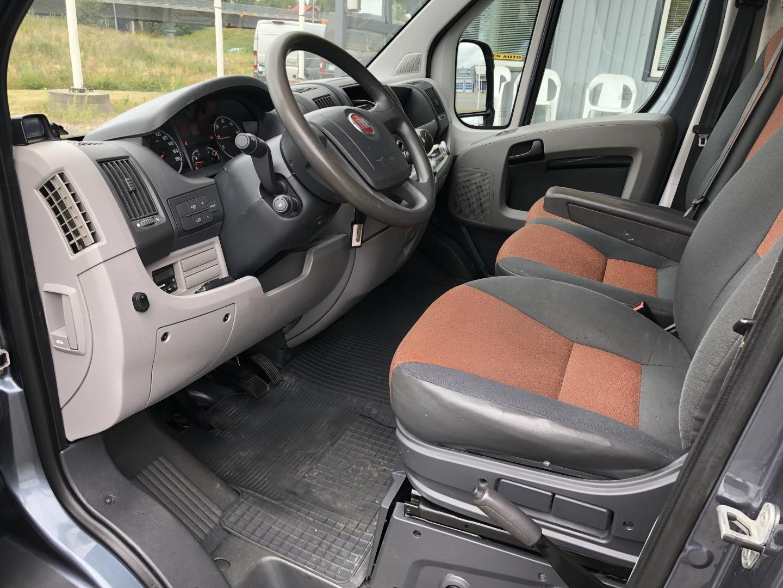 Fiat DUCATO, 2.3 MULTIJET L4H2 B-KORTTI WEBASTO ILMASTOINTI VAKKARI SIS 24% ALV