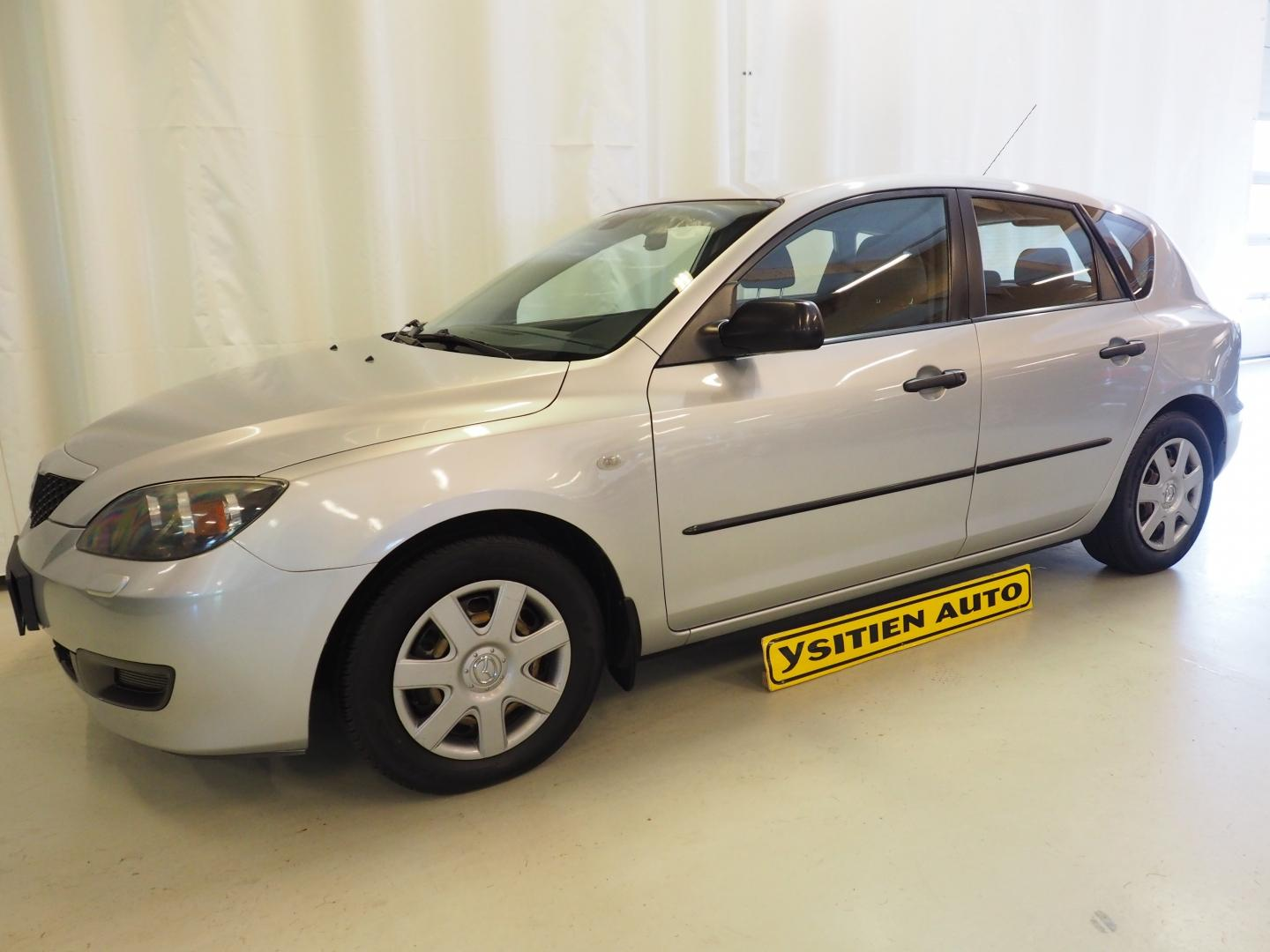 Mazda 3, 1.6 75 Year Edition Business 5d (N55)