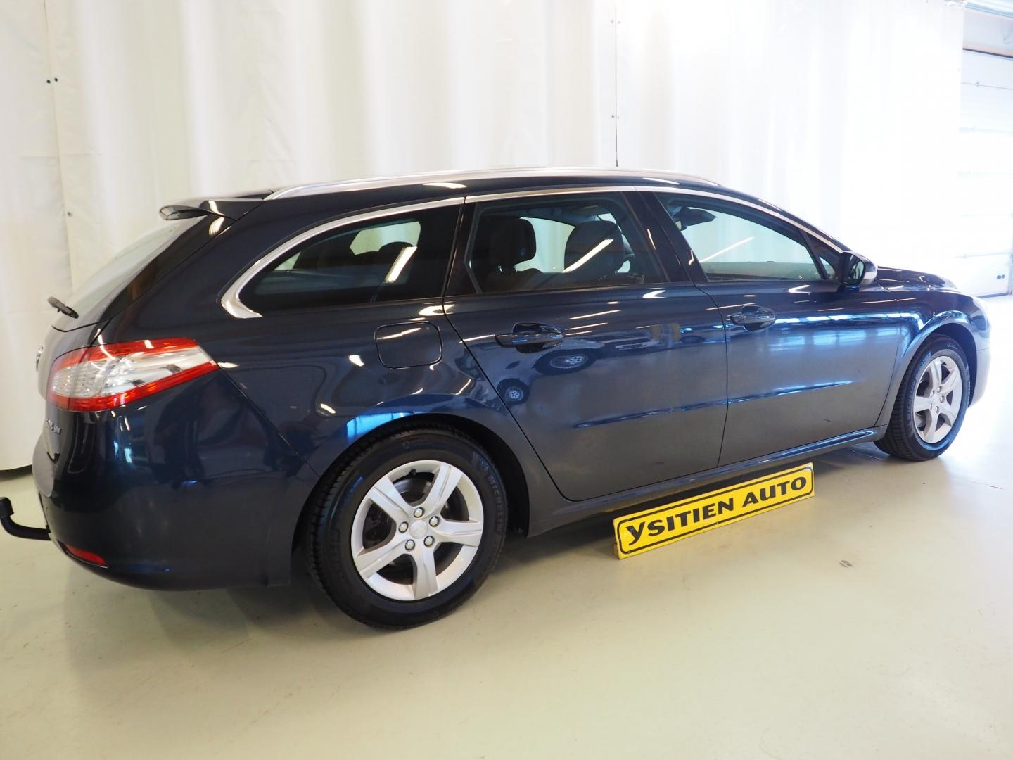 Peugeot 508, SW Active THP 156 A