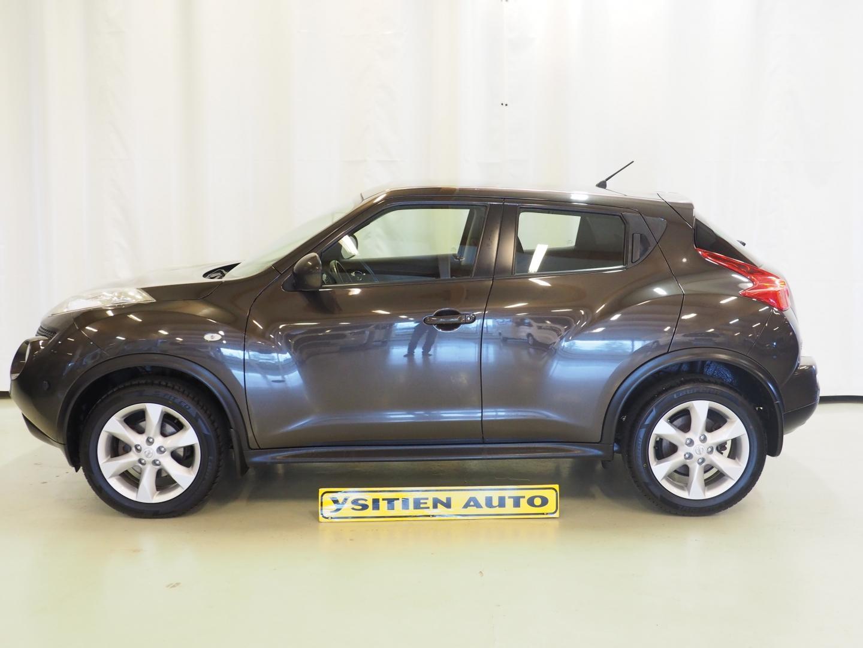 Nissan Juke, 1,6L Acenta 2WD CVT Elegance Alloys IMS
