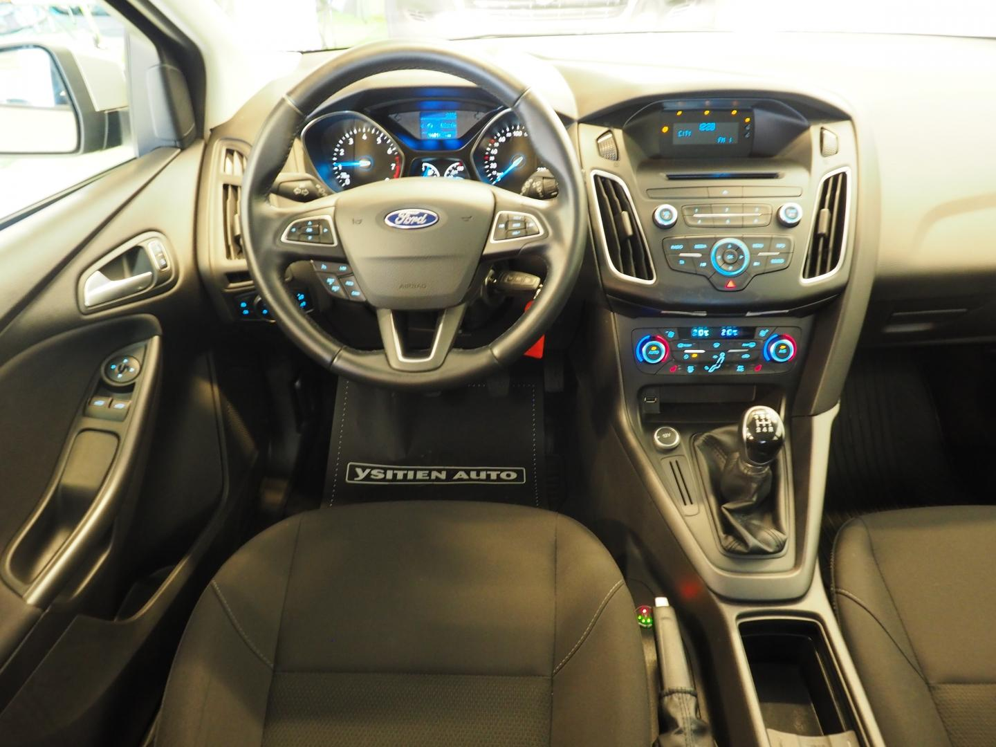 Ford Focus, 1.6 CNG Trend M5