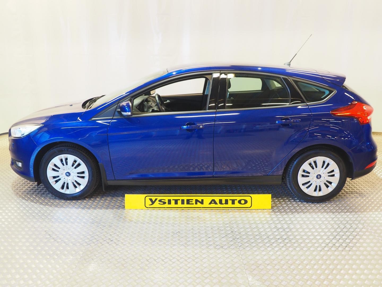 Ford Focus, Trend M5 5-ovinen, kaasu (CNG) käyttöinen