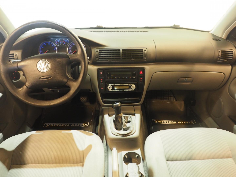 Volkswagen Passat, 2.0 Trendline 4d, juuri katsastettu.