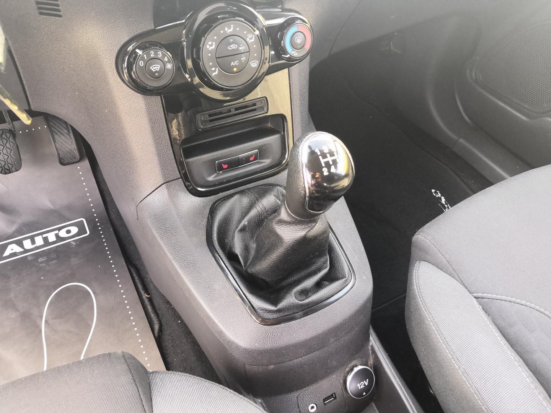 Ford Fiesta Van, 1,6 TDCi 95HV SPORT VAN *EDULLISTA AJOA* ILMASTOINTI VETOKOUKKU SIS 24% ALV