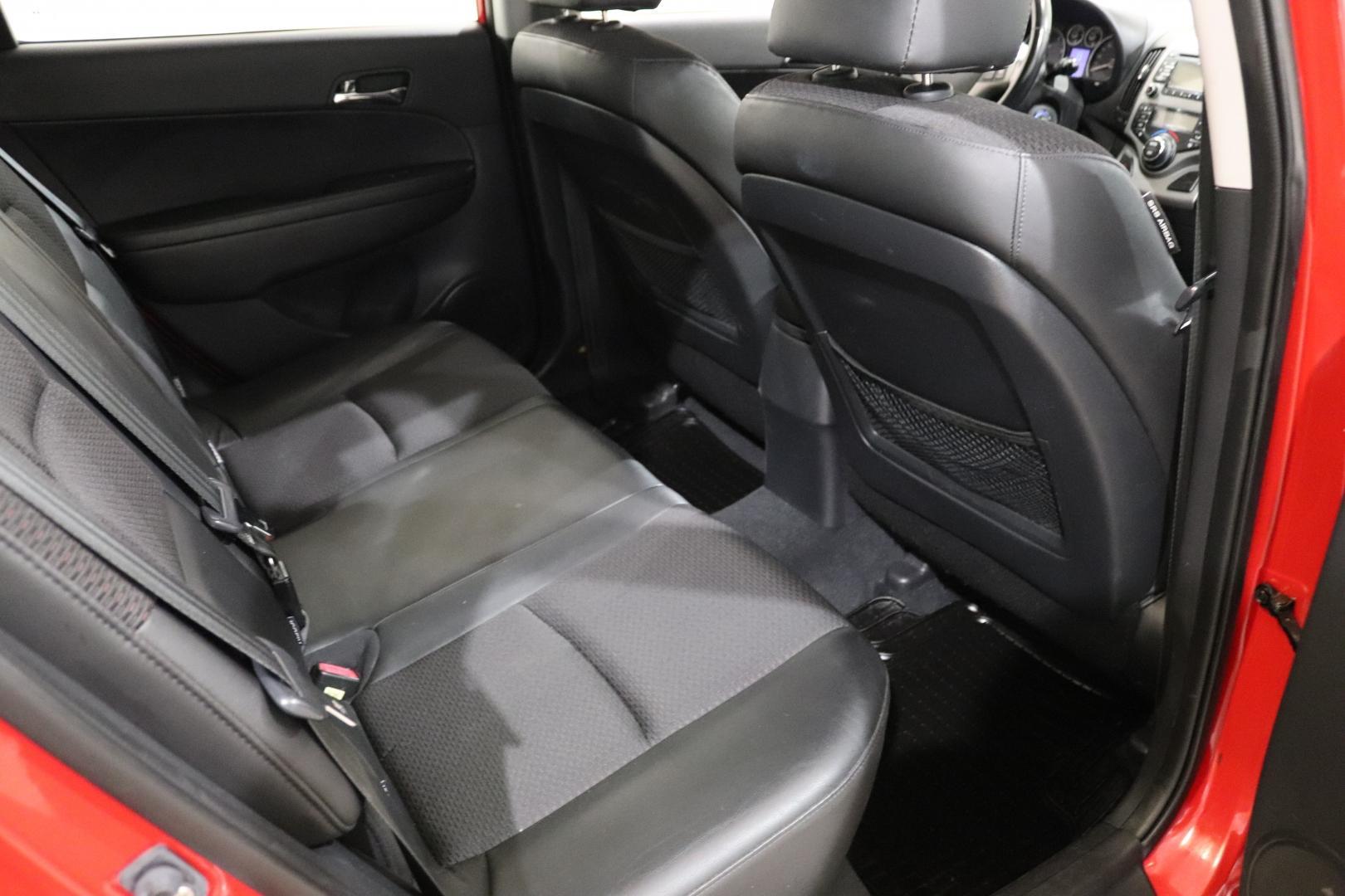 Hyundai i30, 2.0 CRDi Style Wagon