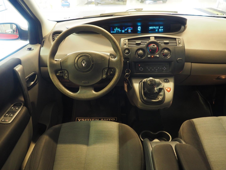 Renault Grand Scenic, 1.6-16V 5D 7-Hengen