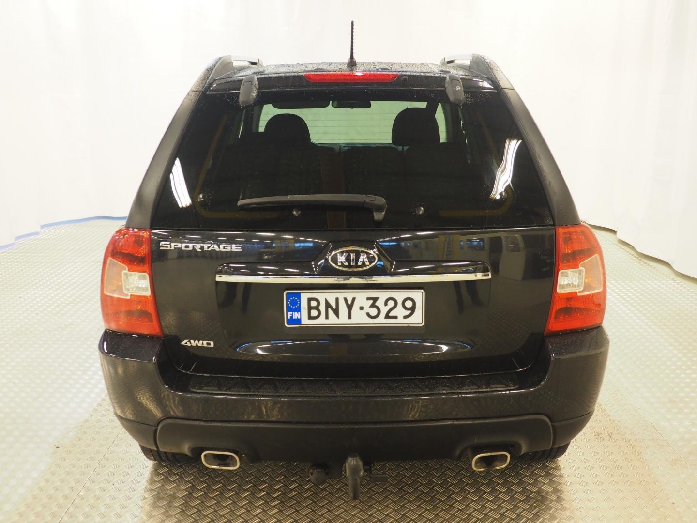 KIA Sportage, 2.0 CRDi 4wd 150 LX
