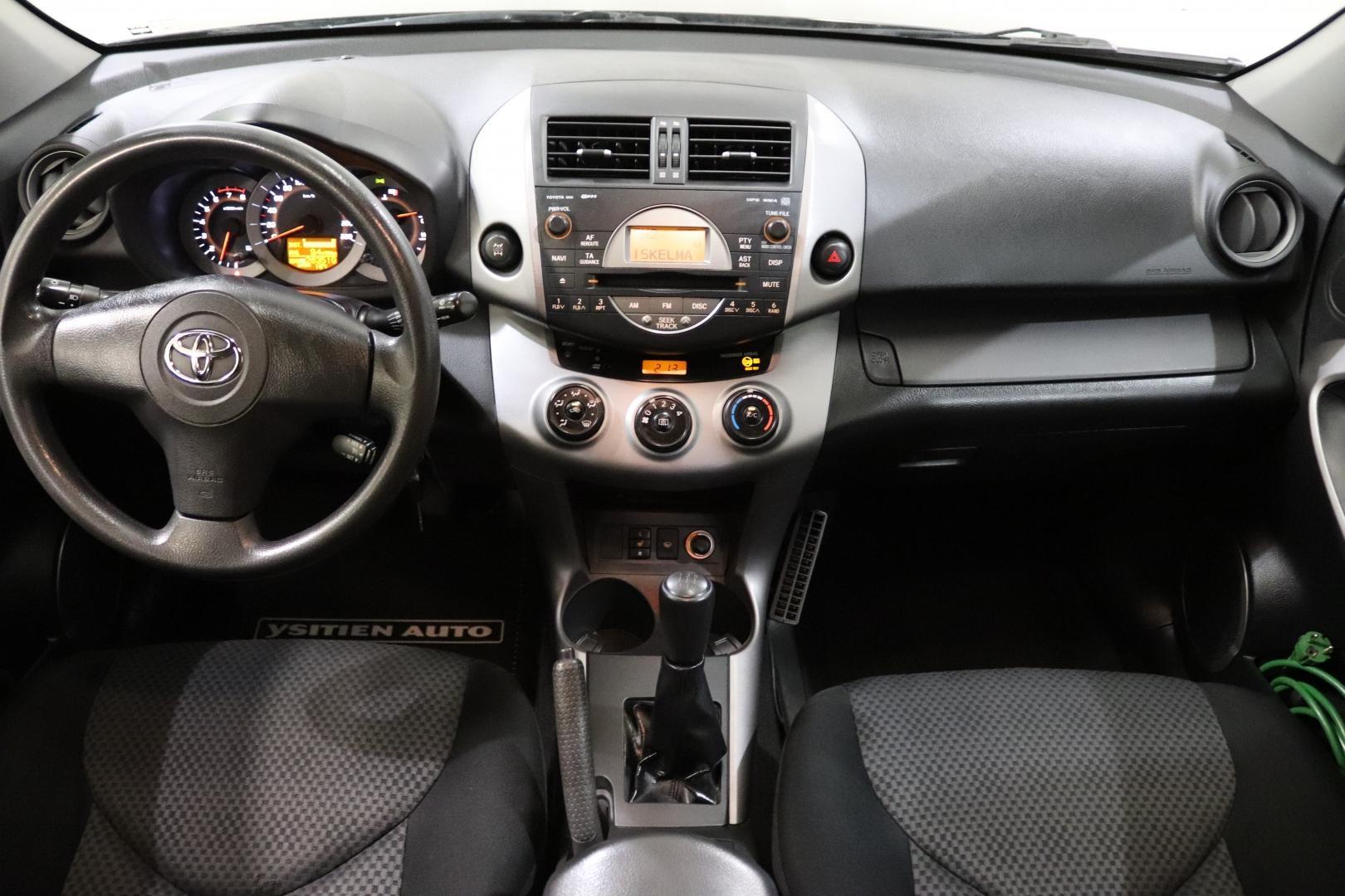 Toyota RAV4, 2.0 VVT-i 4wd