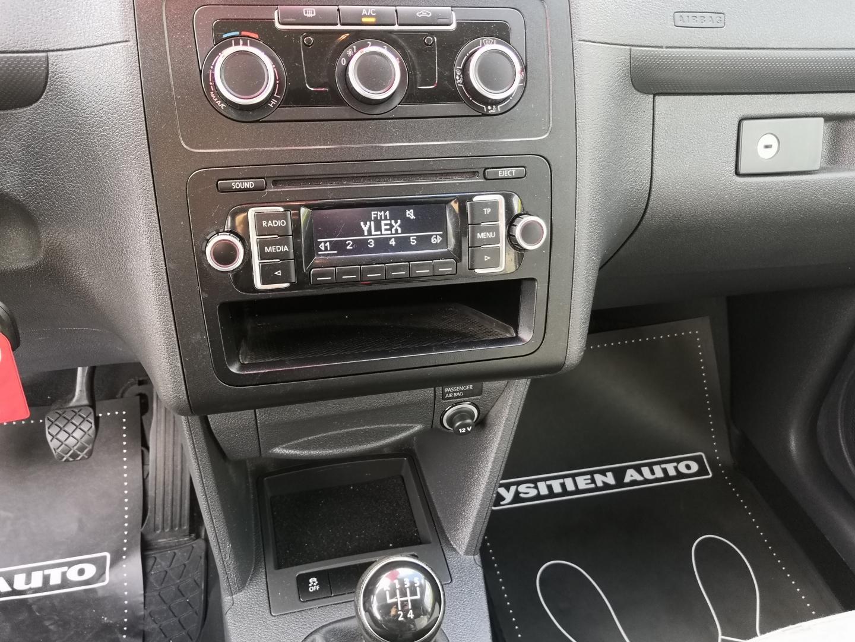 Volkswagen Caddy, 1,2 TSI 77 kW SIISTI ILMASTOITU BENSA-CADDY 2X LIUKUOVET SIS 24% ALV