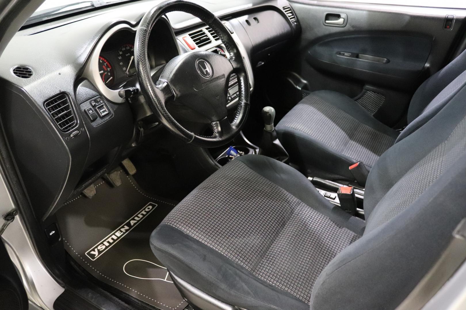 Honda HR-V, 1.6i ES VTEC 4wd 5d