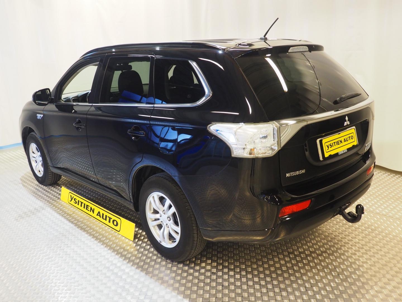 Mitsubishi Outlander PHEV, Business Ladattava Hybridi