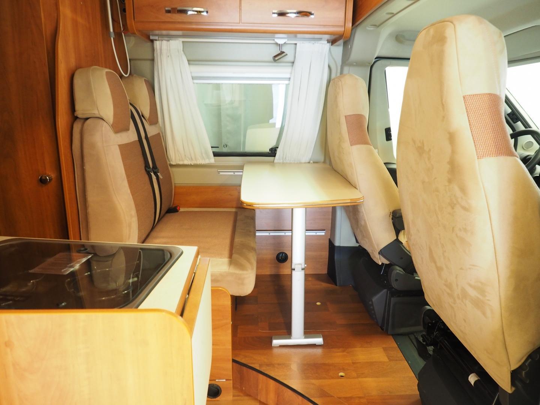 Pössl Globecar, 2,3 M-JET 130 HV