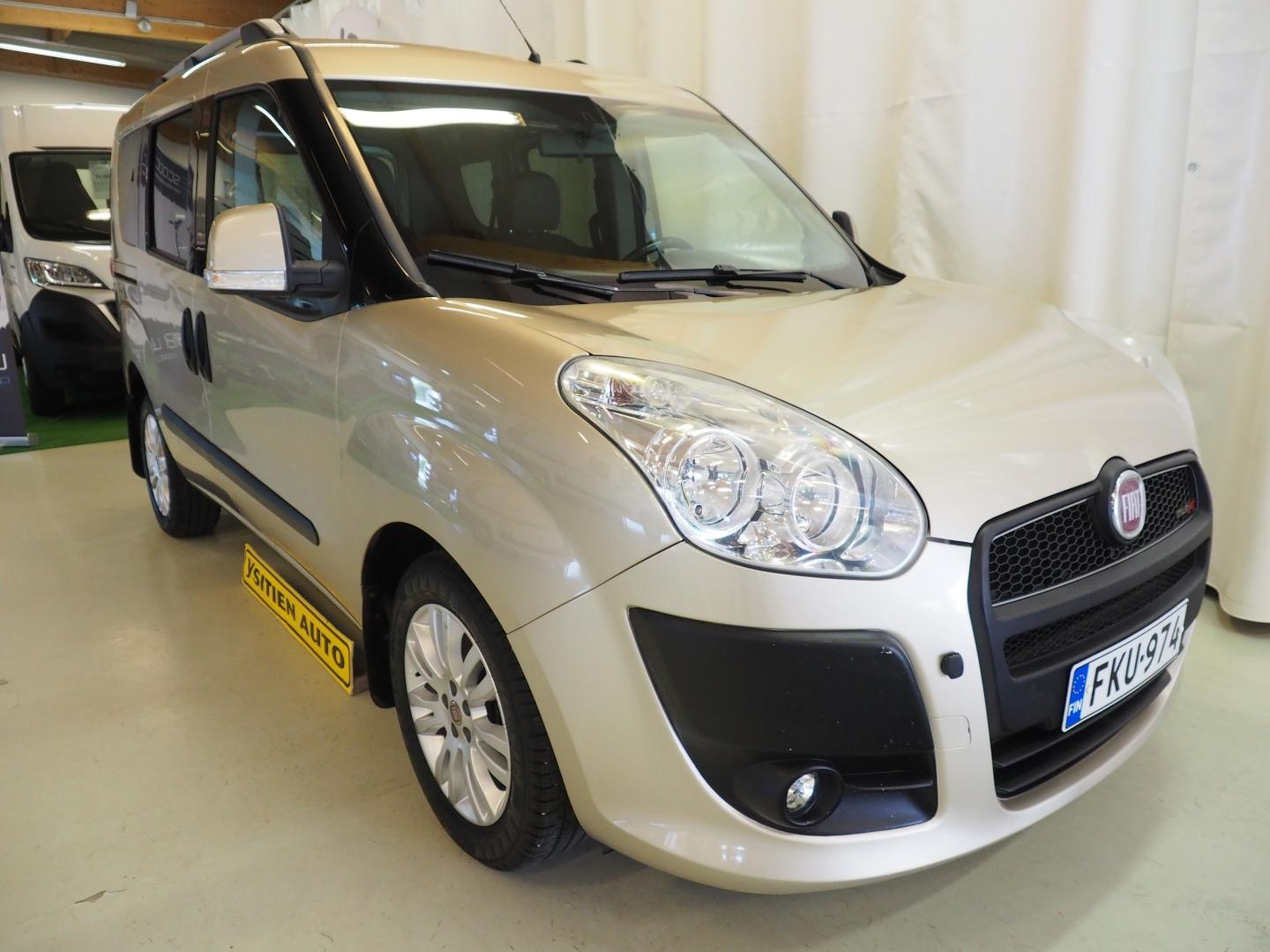 Fiat Doblo, Panorama 2,0 Multijet Emotion ha
