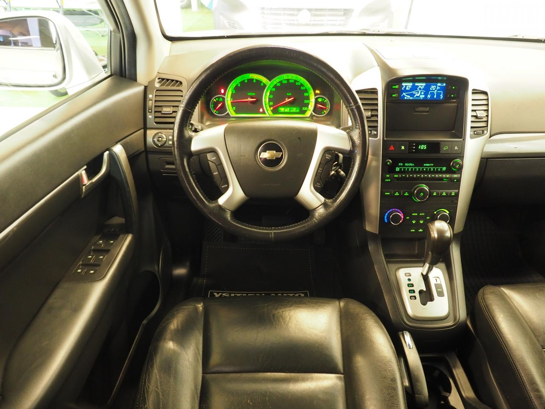 Chevrolet Captiva, 2.0D LT AWD A 7-henk ECC