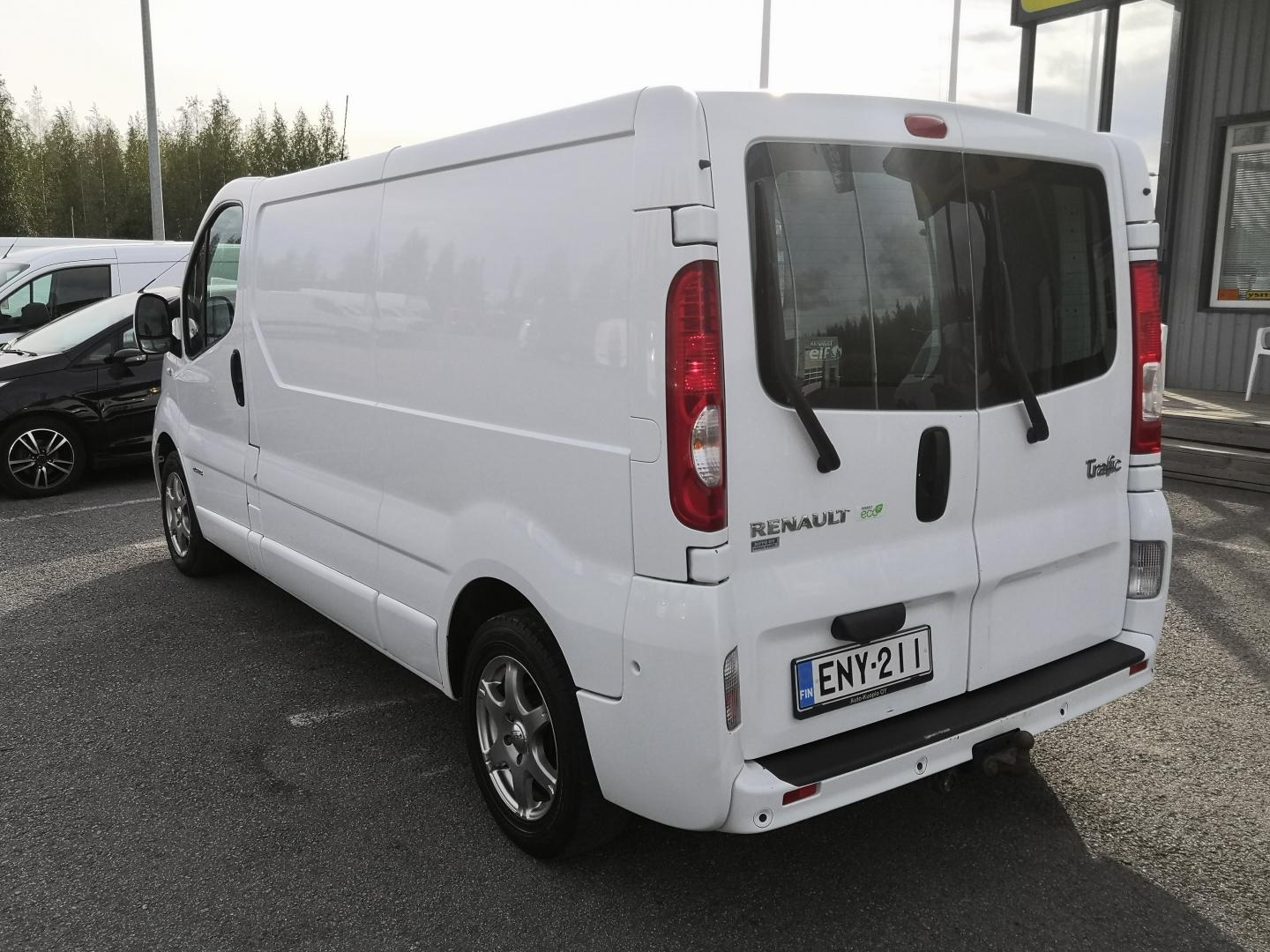 Renault Trafic, 2.0 dCi
