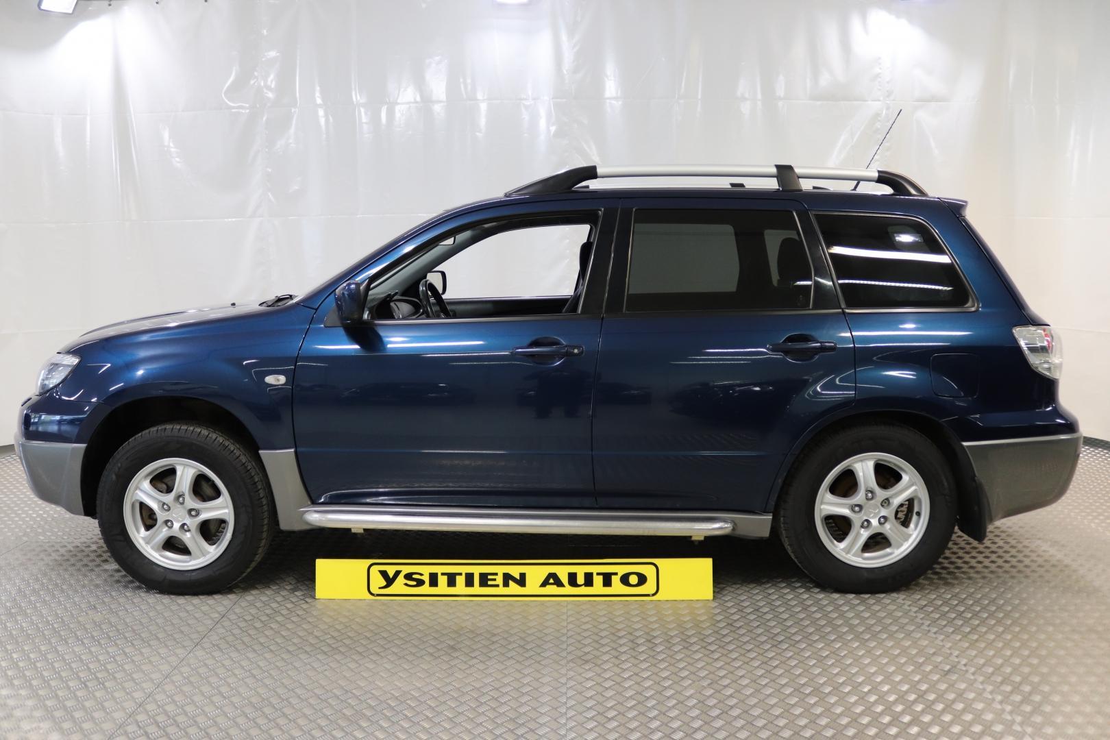 Mitsubishi Outlander, 2.0 Comfort 4WD