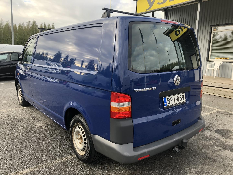 Volkswagen Transporter, PITKÄ 1.9 TDI 75KW ILMASTOINTI VETOKOUKKU HINTA SIS 24% ALV