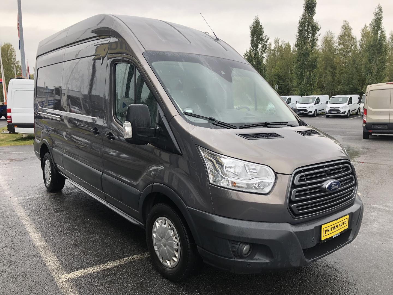 Ford Transit, 2.2TDCi 155 HV L3H3 WEBASTO P-KAMERA KAISTANVAHTI SIS 24% ALV