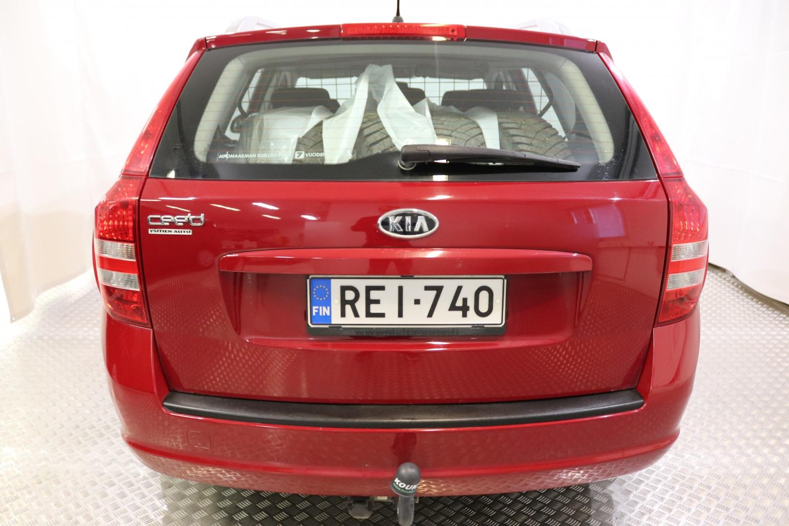 KIA Ceed, 1.6 EX Sporty Wagon