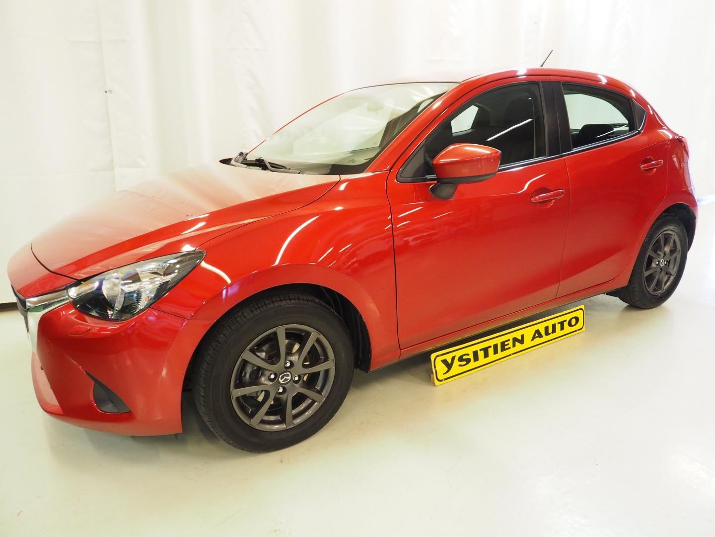 Mazda 2, 5HB 1,5 75 SKYACTIV-G Active (AB1)