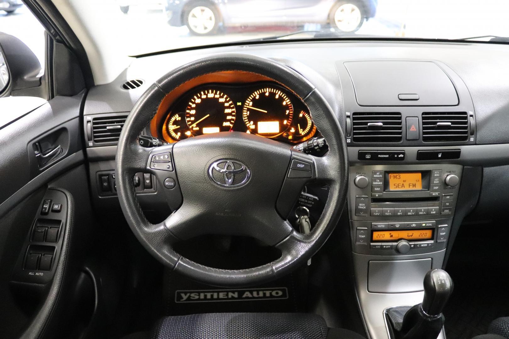 Toyota Avensis, 1.8 VVT-i Linea Sol Technical Wagon