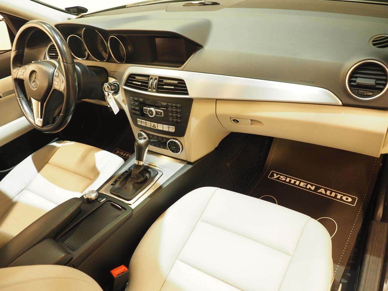 Mercedes-Benz C, 180 CDI BE T A Premium Business.