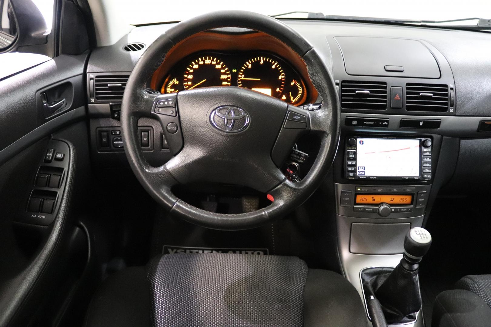 Toyota Avensis, 2.0 D4D 126 Linea Sol Technical Wagon