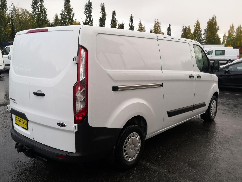 Ford Transit Custom, 2.2TDCI L2H1 PARIOVET VETOKOUKKU WEBASTO 2XLIUKUOVET SIS 24% ALV