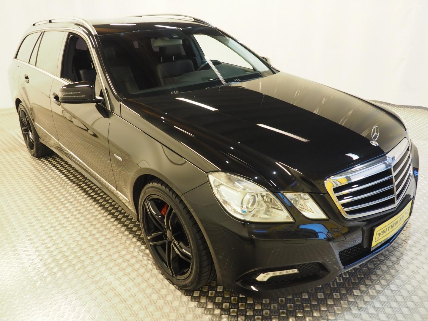Mercedes-Benz E, 250 T CGI BLUEEFFICIENCY AVANTGARDE, 204 HV