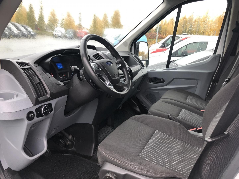 Ford Transit, 350 2.2 TDCI L3H2 TREND B-KORTILLINEN ILMASTOINTI PARKKITUTKAT VAKKARI BLUETOOTH HINTA SIS 24%ALV