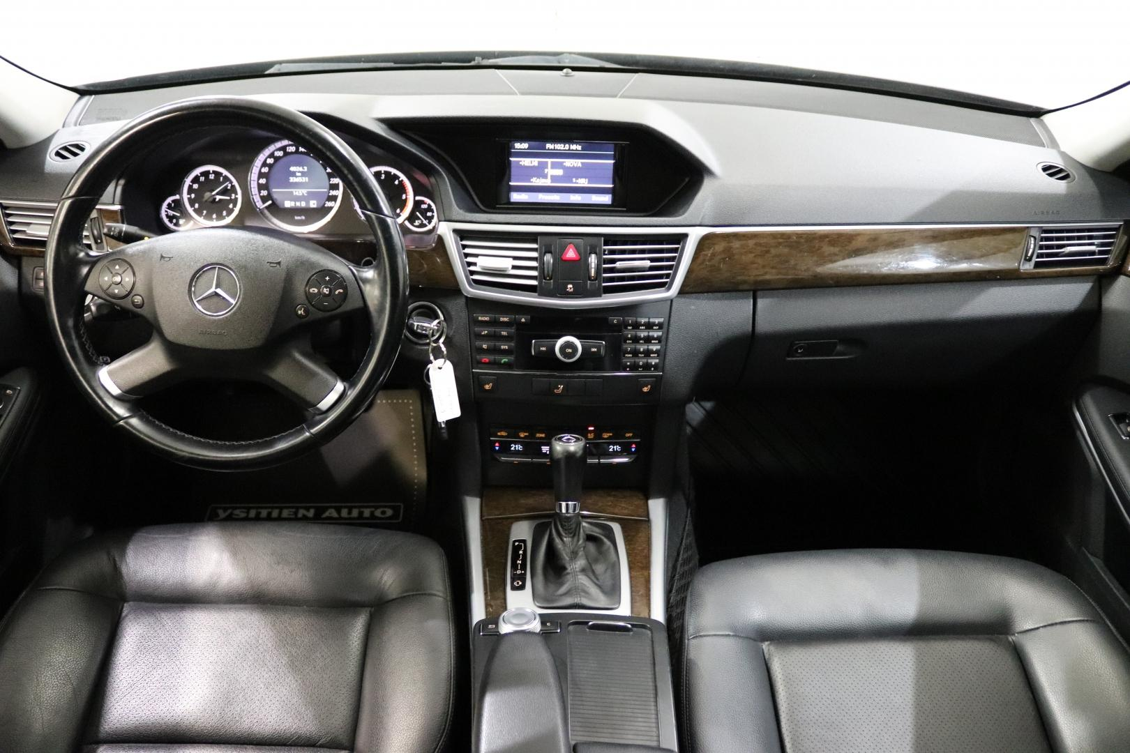 Mercedes-Benz E, 200 CDI BE A Business