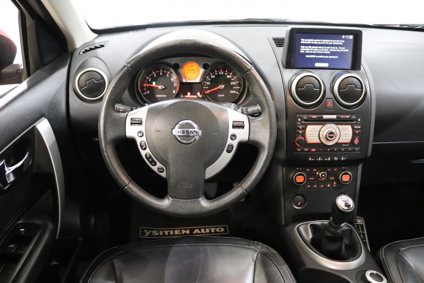 Nissan Qashqai, 2.0 Tekna 4x4 5-ov
