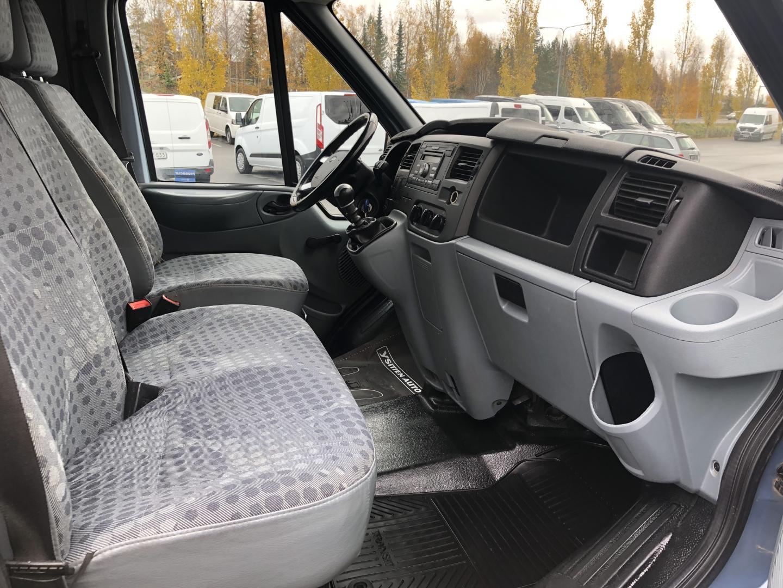 Ford Transit, 350L 2.4TDCI 140HV RWD ILMASTOINTI WEBASTO VAKKARI VETOKOUKKU