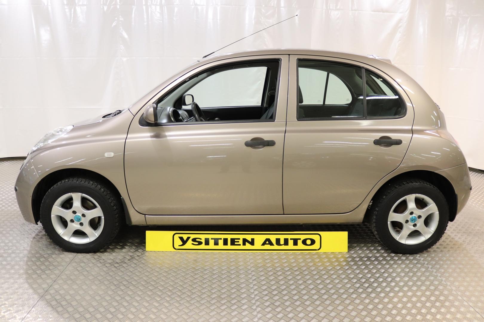 Nissan Micra, 1.2 65 Visia 5d