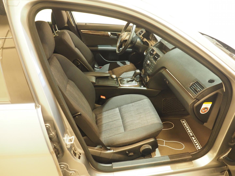 Mercedes-Benz C, 180 T KOMPRESSOR ELEGANCE, 156 HV