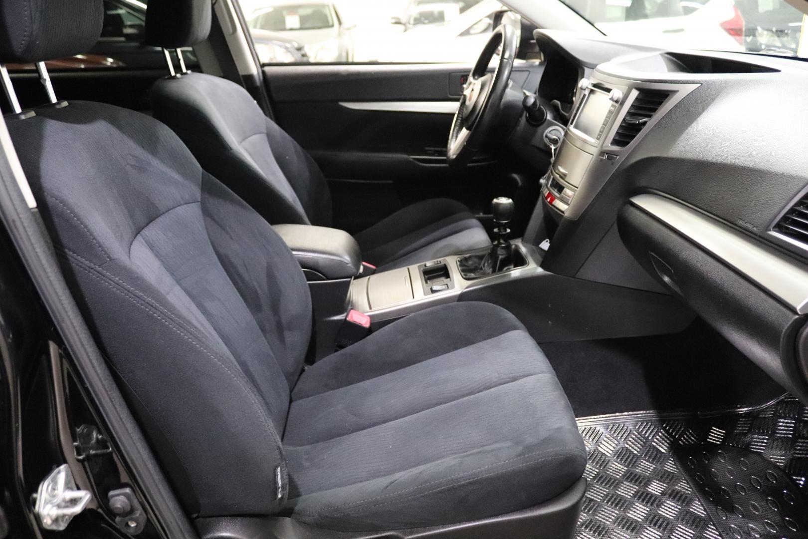 Subaru Legacy, Outback 2,0 TD VA Business