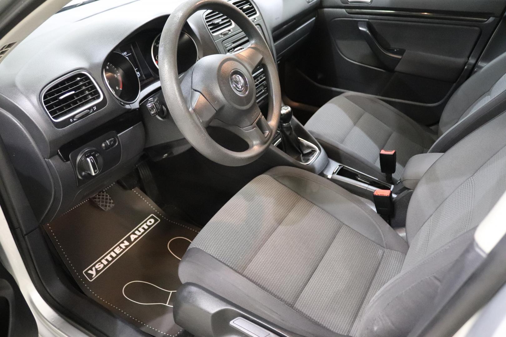 Volkswagen Golf, Variant Comfortline 1,6 TDI 77kw 4motion