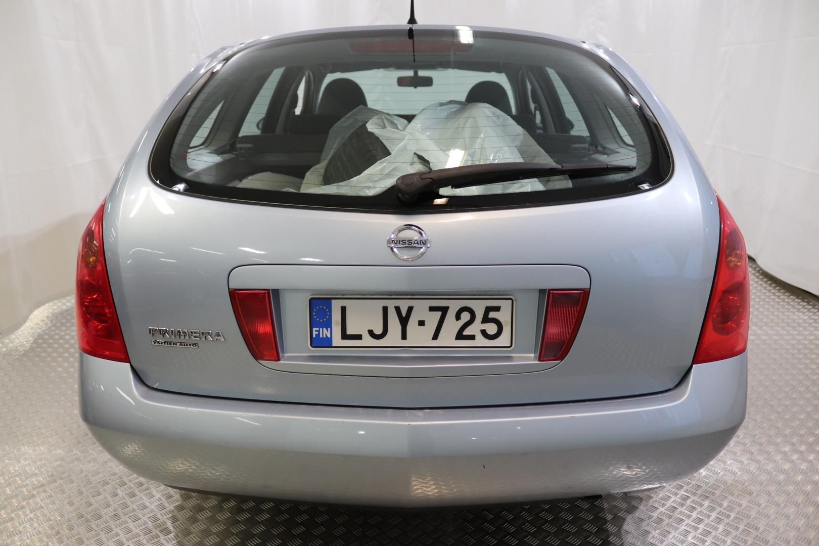 Nissan Primera, 1.6 Visia Traveller