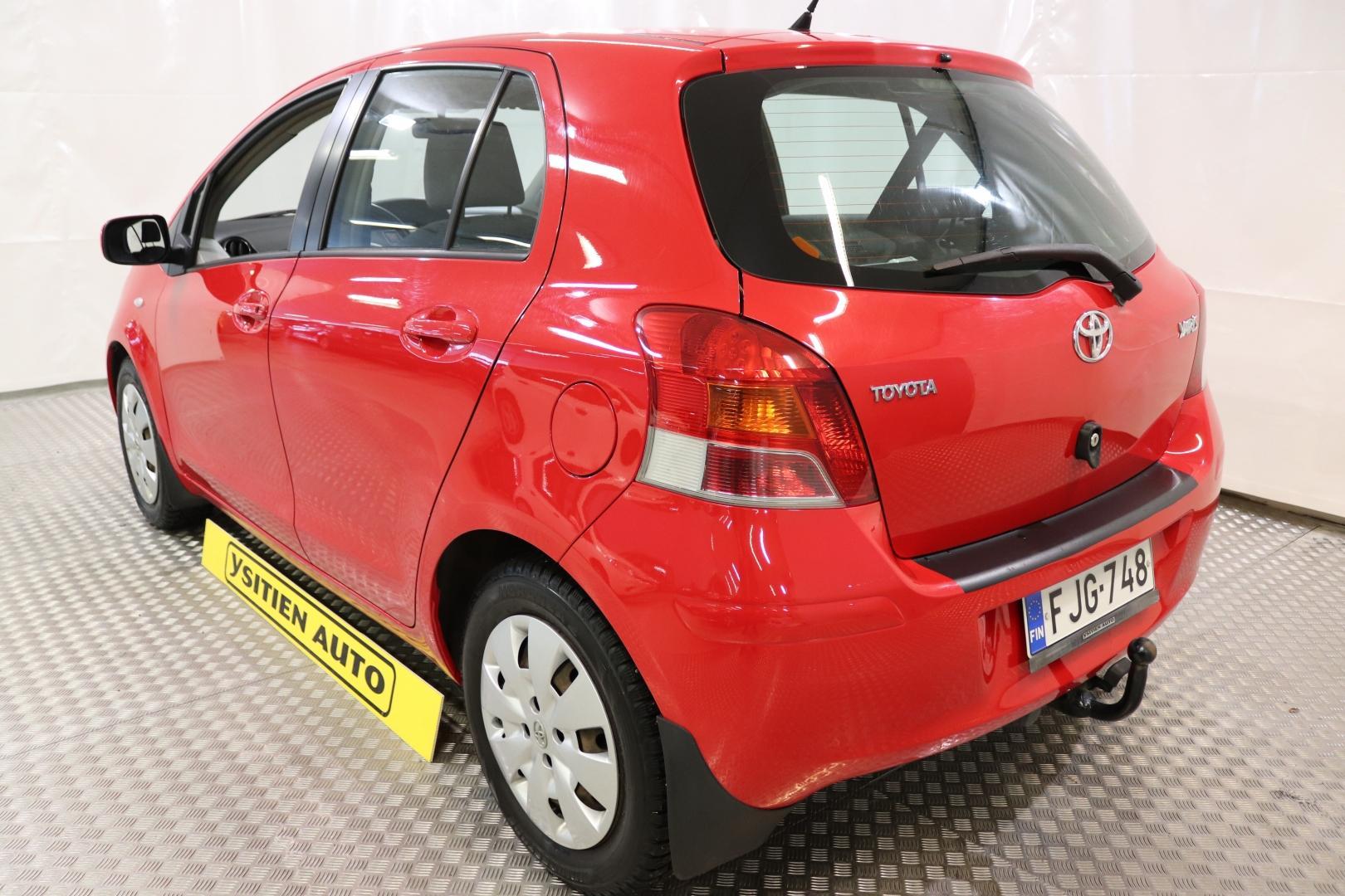 Toyota Yaris, 1,33 VVT-i Stop & Start Sol 5ov