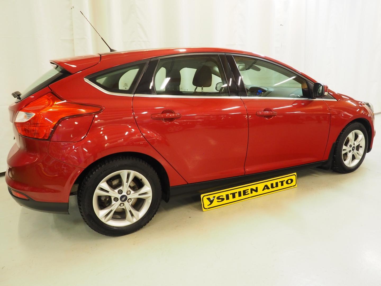 Ford Focus, 1,6 EcoBoost 150 HV Titanium 5ov