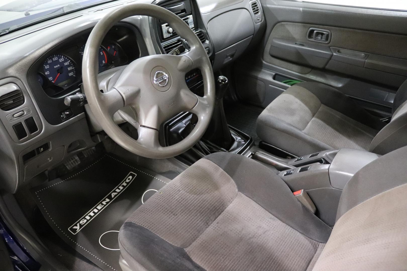 Nissan Pickup, 2.5 Di 4wd SIS. ALV 24 %