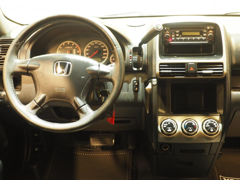 Honda CR-V, 2.0i-Vtec ES 5d AT, juuri katsastettu.